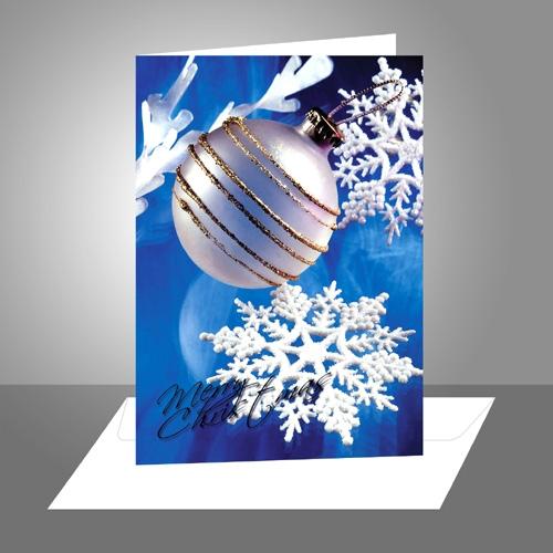 Εκτύπωση Χριστουγεννιάτικων Καρτών