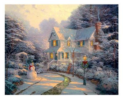 Εκτύπωση Χριστουγενιάτικης Κάρτας